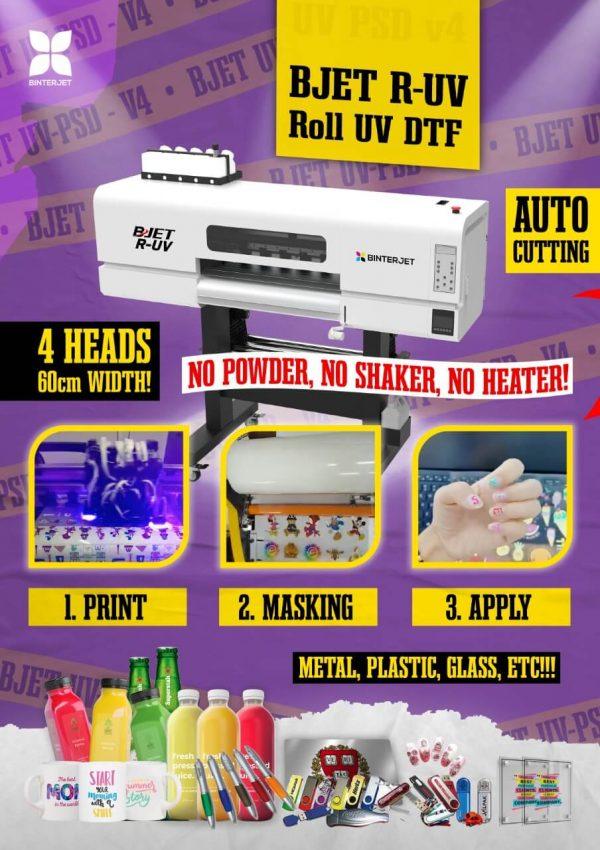 digital printing, uv dtf